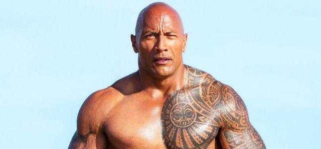 Dwayne The Rock Johnson Tattoos