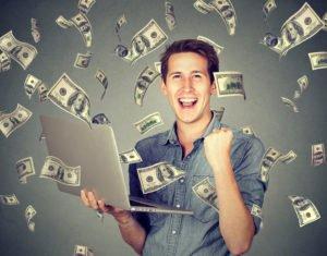 online business making money