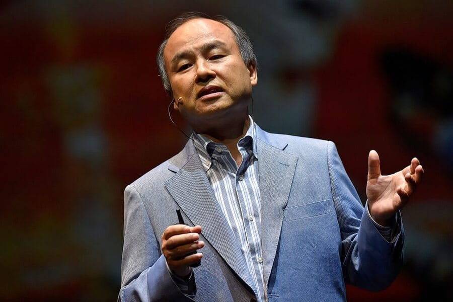 Masayoshi Son - The Biggest Drop in Wealth Ever