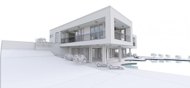Modern architecture ideas