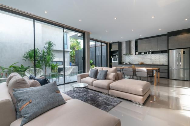 Modern design inspiration in interior design