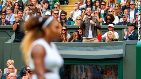 Alexis Ohanian admitted he hated tennis before meeting Serena Williams.