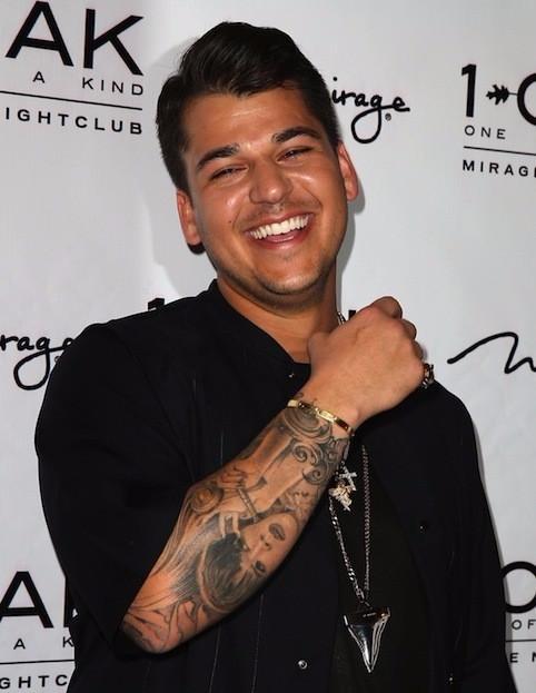 Rob Kardashian's Tattoos