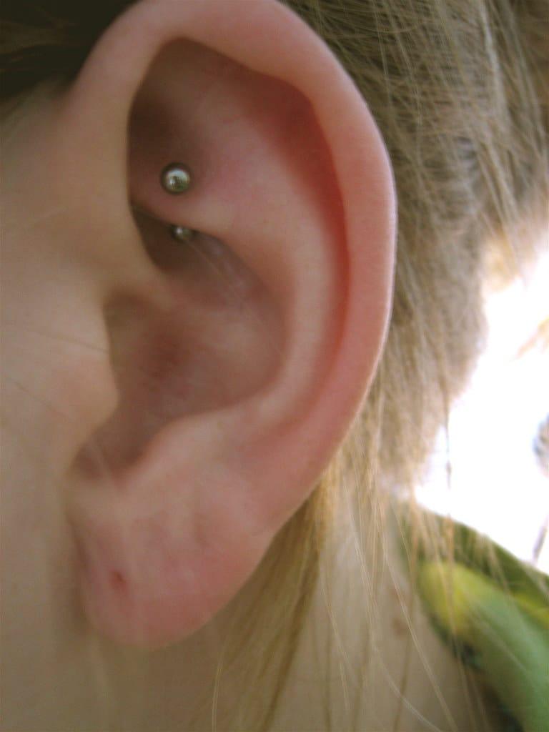 Rook piercing benefits