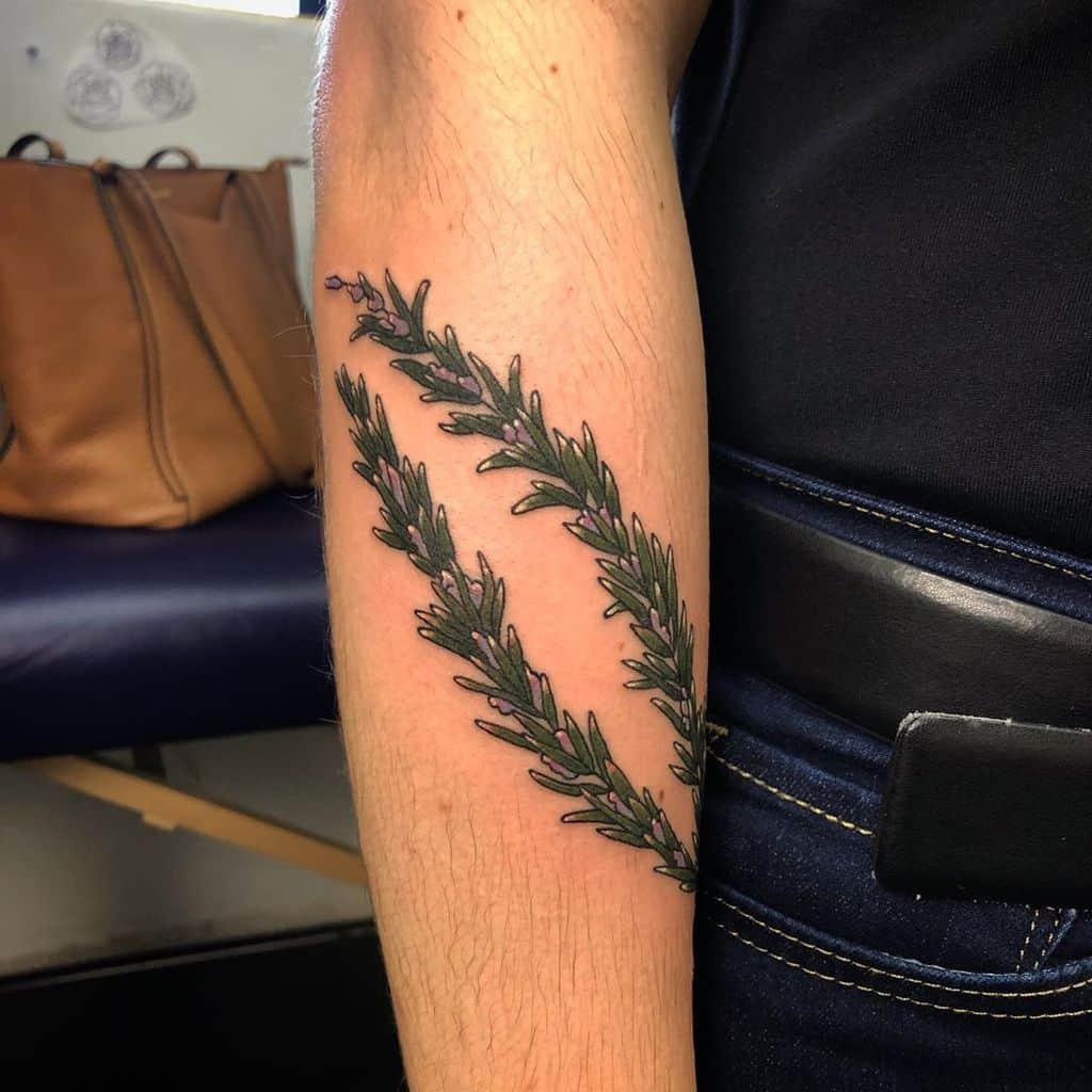 Lavender Tattoos
