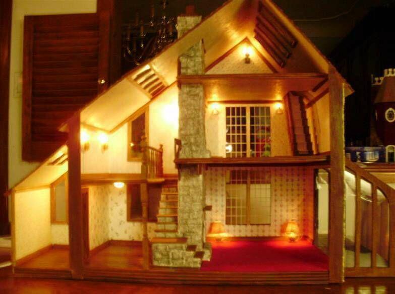 Victorian Dollhouse Design Steps