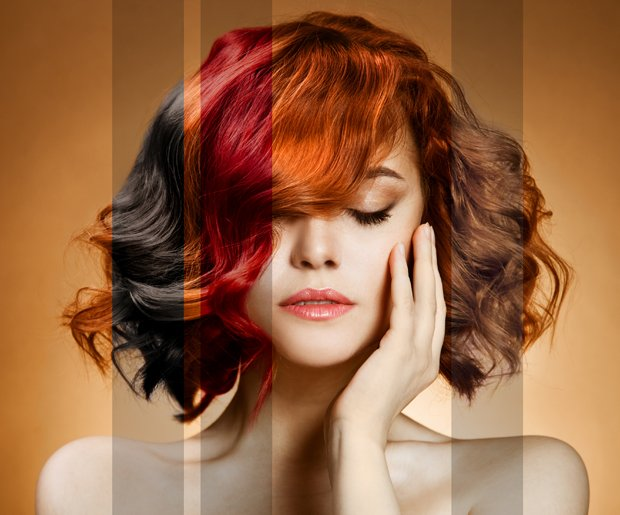 If you want to change hair color, try out these apps to see how it will look like