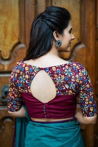 Latest Blouse Designs Images (29)