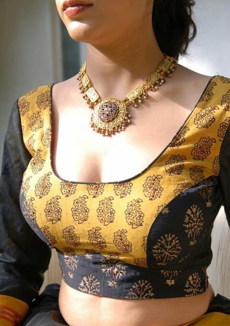 Latest Blouse Designs Images (47)