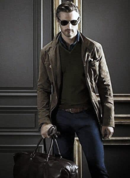 Manly Casual Wear Mail Style Ideas