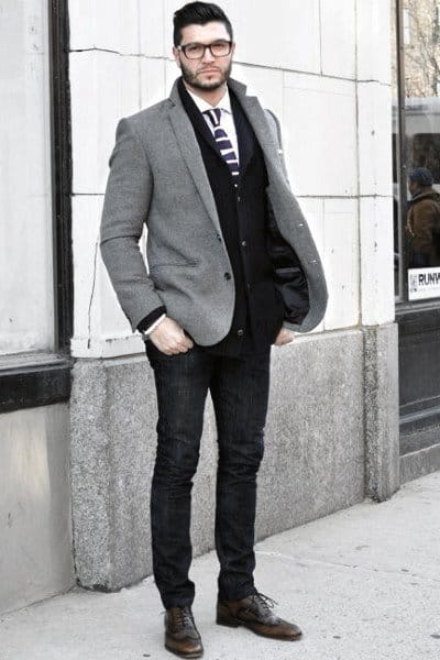 Stylish Men Casual Wear Fashion Ideas Business Outfits