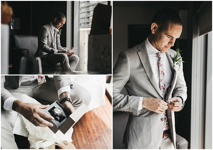 Krisette and Bruce's Travel Themed Tropical Wedding in Chicago by Gene Yoon + Films