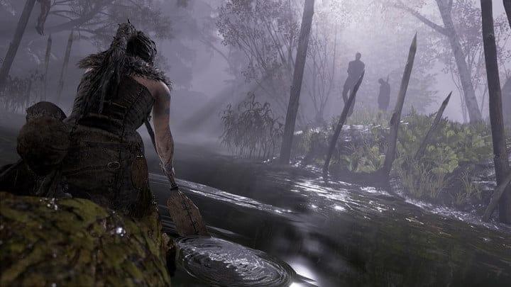 Hellblade: Senua's Sacrifice swamp
