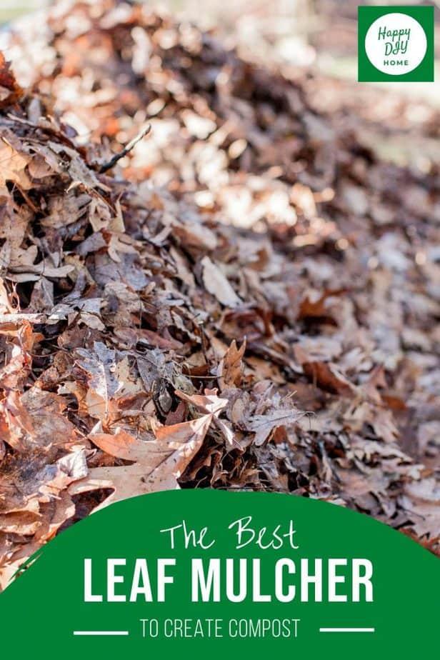 Leaf Mulcher Cover 2