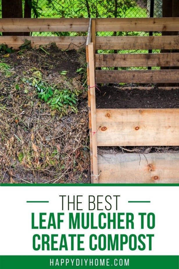 Leaf Mulcher Cover 1