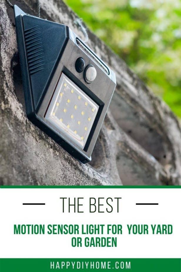 best motion sensor light 1