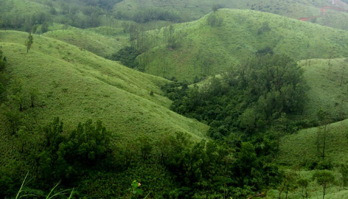 Vagamon is the best place to go