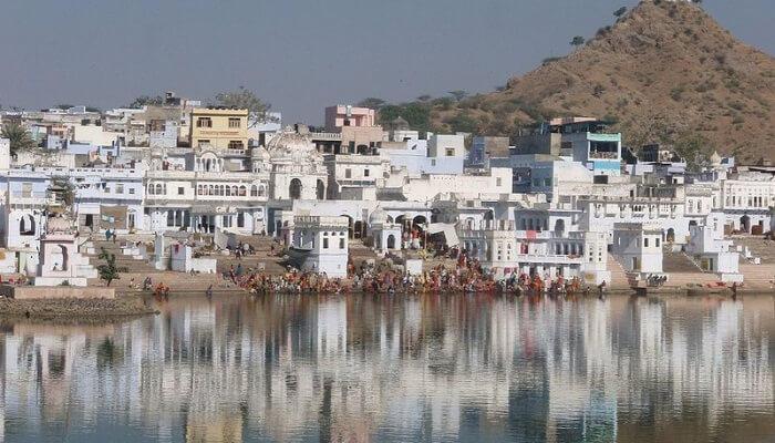 Pushkar Lake is so famous