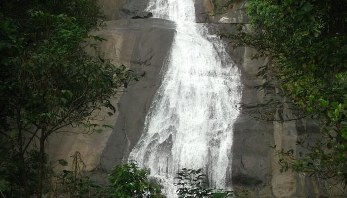 Tushargiri Falls