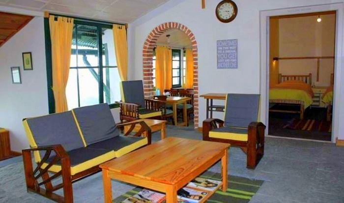 Extensive cottages in Mussoorie
