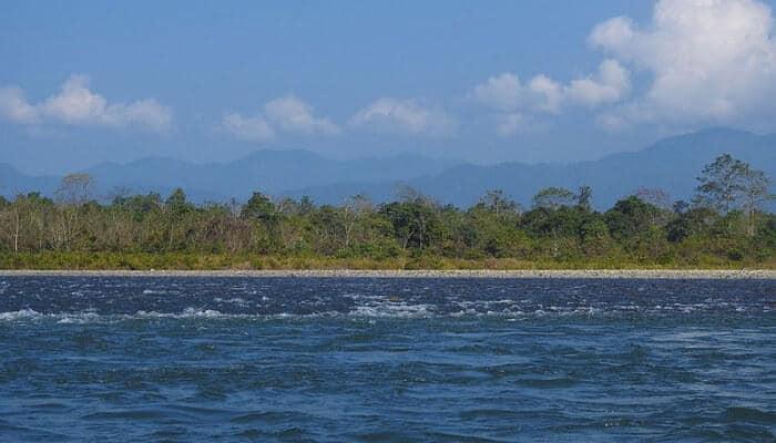 Nameri National Park in Assam