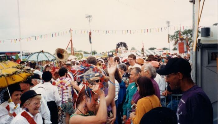 world famous festivals
