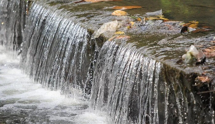 Very beautiful waterfall