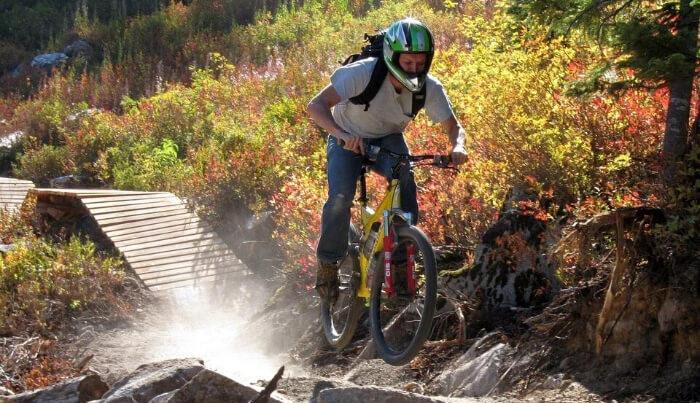 Mountain Biking in Kullu