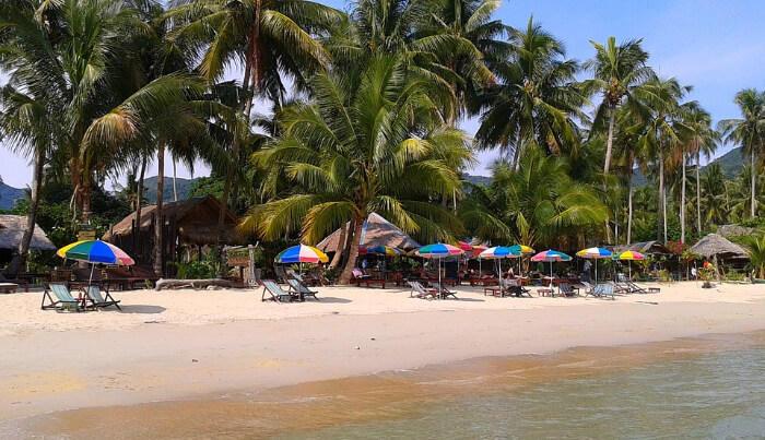 Koh Kood Beach in Bangkok