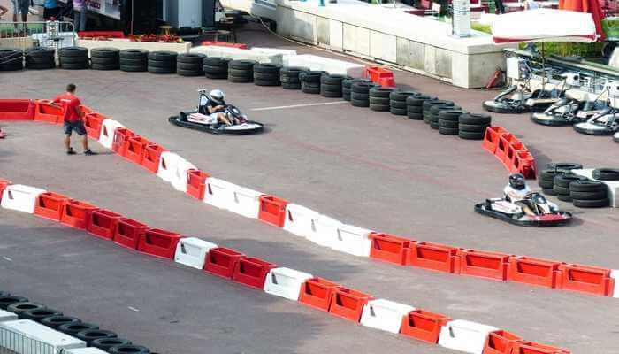 Go karting arena