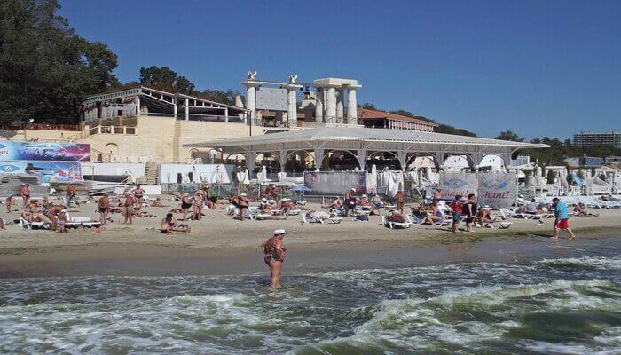Most Loved Beach of Ukraine