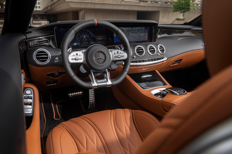 2020 Mercedes-AMG S63 Cabriolet