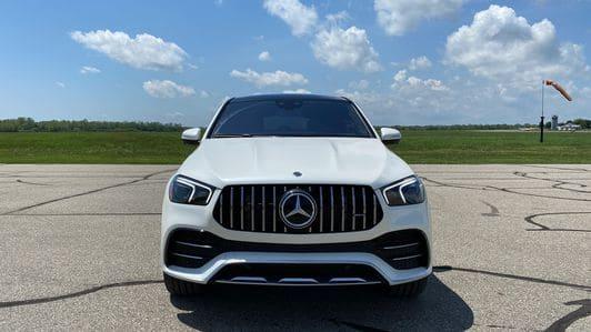 2021 Mercedes-AMG GLE53 Coupé