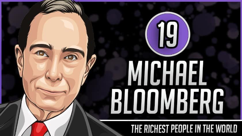 Richest People in the World - Michael Bloomberg