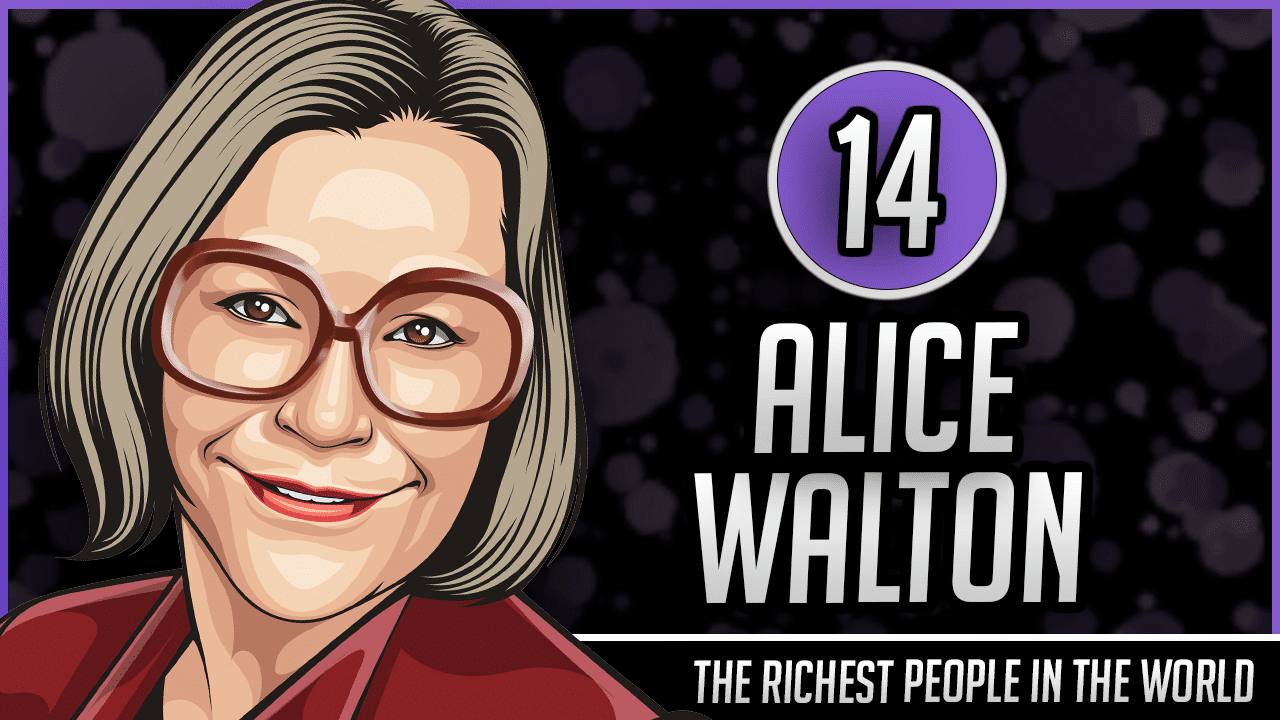 Richest People in the World - Alice Walton