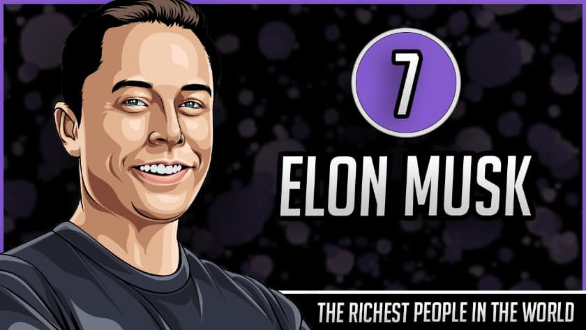 Richest People in the World - Elon Musk