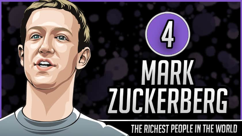 Richest People in the World - Mark Zuckerberg