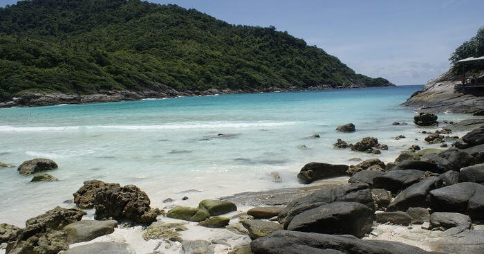 Fei Fei Island and Racha Island