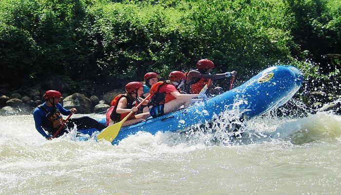 A favorite with adventure in Goa