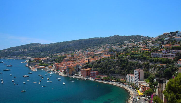 French Riviera in France