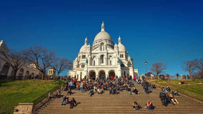 Sacré-Coeur in France