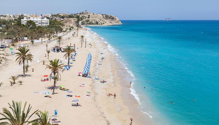 Cuban Beaches: Playa Paraiso in Cuba