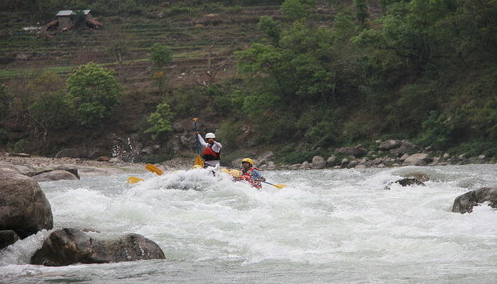 Whitewater river