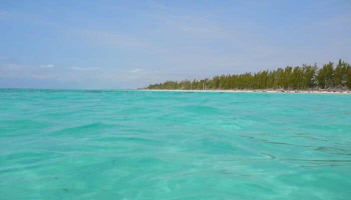 Beaches of Bahamas