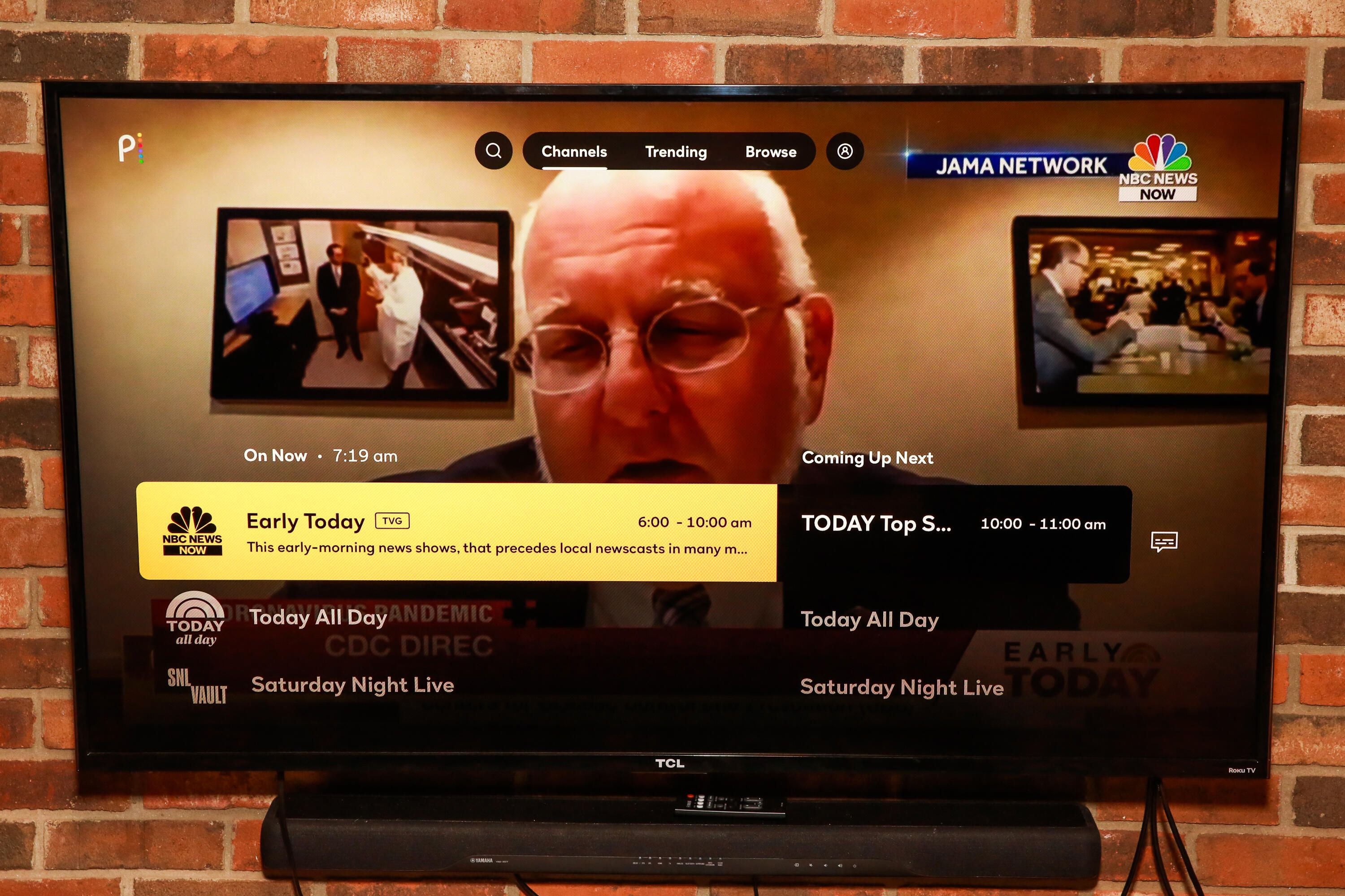 Peacock: NBC streaming service with original content