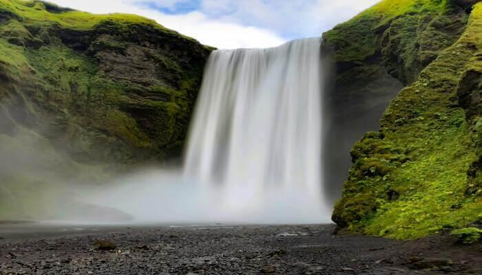 Baap Teng Kang Waterfall