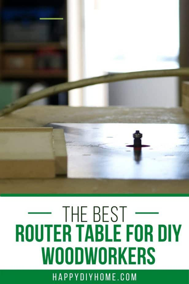 Best Router Table 2