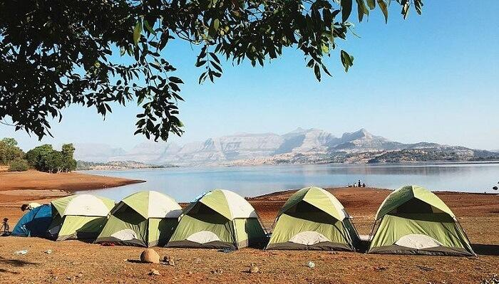 Camp in Igatpuri