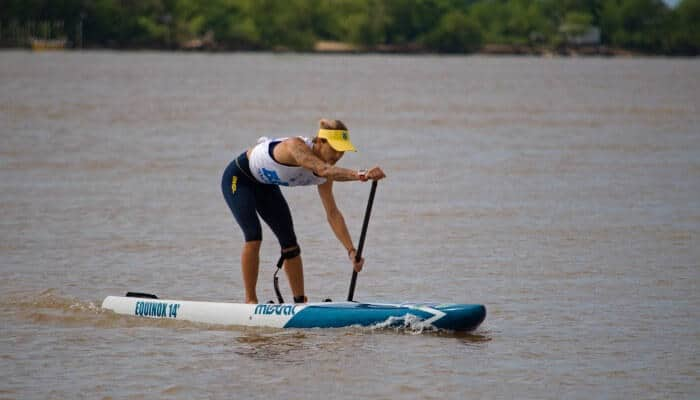 Stand up paddle is the best thing to do