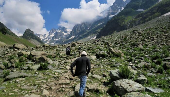 Trekking and hiking is the best activity